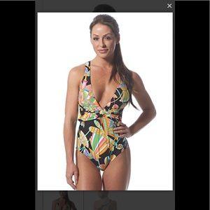 Trina Turk women's one piece swimsuit
